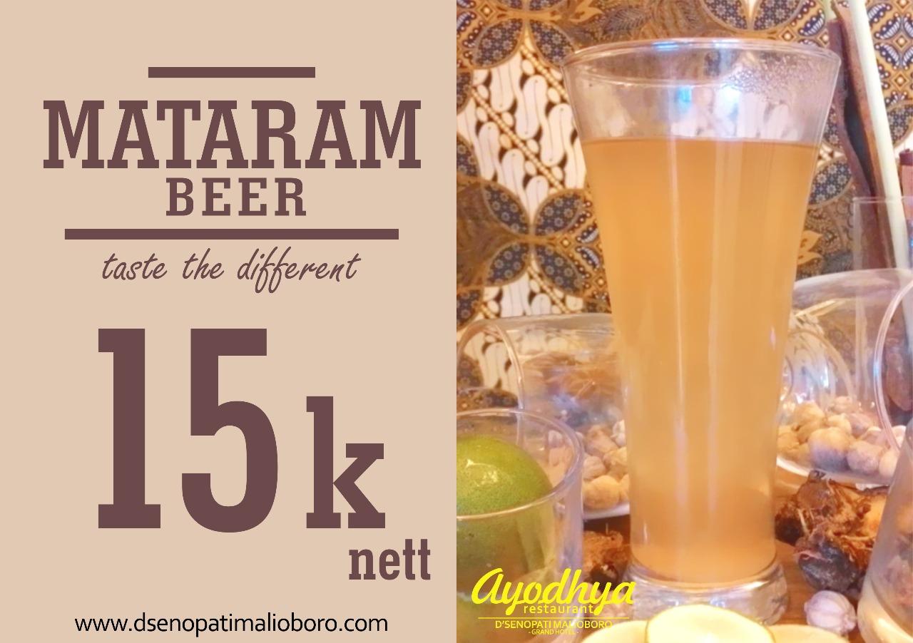 Mataram Beer